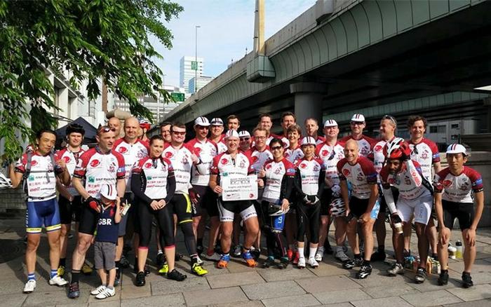 KWL sponsorship BMES cycling