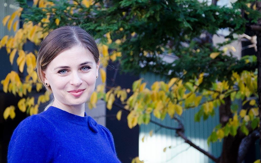 Magda Zaleska Consultant Career Boyd & Moore BMES