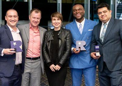 Recruitment Awards Best Executive Company BMES