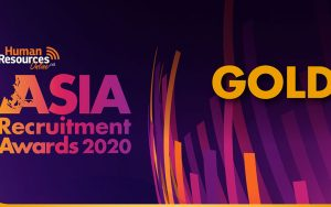 Asia Recruitment Awards 2020 Gold Winner RPO